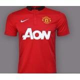Camiseta Manchester United Nike Original Camisa Futbol