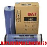 Tinta Para Duplicadoras Digitales Riso Gr/rc/ra
