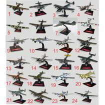 Bombardeiros De Combate Altaya -valor Unitário-promoção.