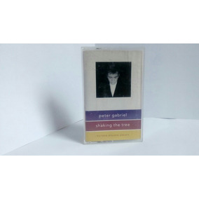 Cassette De Peter Gabriel Original, Sixteen Golden Greats