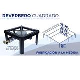 Reverbero - Primo A Gas Medidas 25*25*15