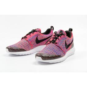 Zapatillas Nike Roshe One Fliknit (816531-600)