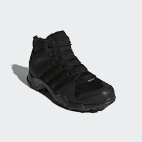 Bota adidas Terrex Ax2r Mid Gtx Negro
