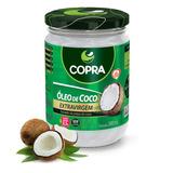 Óleo De Coco Extra-virgem 500ml Copra