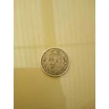 Moneda Antigua De 20 Centavos Resplandor 1937 Plata