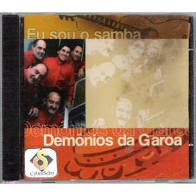Cd Demônios Da Garoa - Eu Sou O Samba