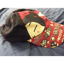 Gorra Pucca Negracon Rojo Nueva Y Original Solo $175