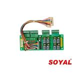 Modulo Expansion Relay Soyal Ar-716e-io Control D-cc070soy01
