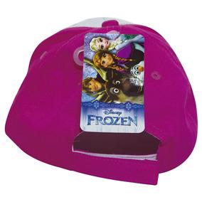 Boné Infantil Pink Anna & Elsa Frozen - Disney