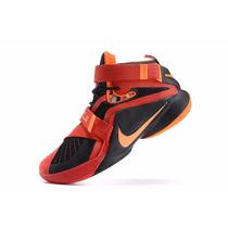 Nike Lebron Soldier 9 A Pedido Envio Gratis