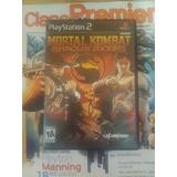 Mortal Kombat Ps2