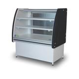 Balcão Refrigerado Vitrine 1,25 M Bolos E Doces - Refrigel