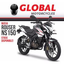 Bajaj Rouser Ns 150 Nuevo Modelo Zona Norte Garantia