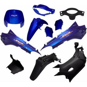 Kit Carenagem Adesivada Honda Biz 100 98 A 2005 - Paramotos