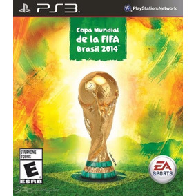 Fifa Copa Del Mundo Brasil 2014 Ps3 .: Ordex :.