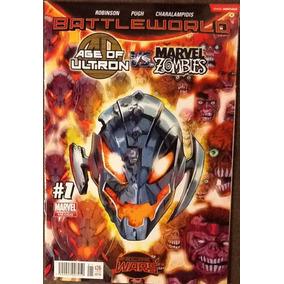Age Of Ultron Vs Marvel Zombies No. 1 En Español
