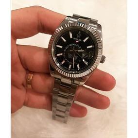 3c5877ac551 Rolex Sky Dweller De Luxo - Relógios De Pulso no Mercado Livre Brasil