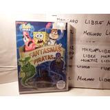 6 Dvd Caricaturas Episodios Bob Esponja Aventuras Patricio
