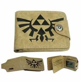 Zelda Cartera Envio Gratis Piel Legend Of Billetera Ocarina