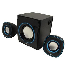 Havit Bocina Usb Para Computadora Tv Sk450 Negro/azul