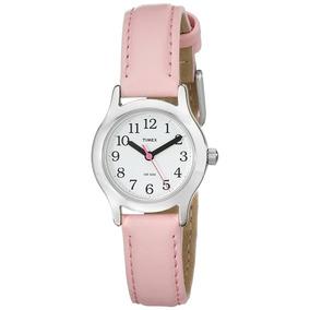 Timex Niños T79081 Mi Primera Easy Reader Reloj Correa Cuero