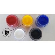 Base Cremosa Maquillaje Titi Mini Pote 5gr Amarillo