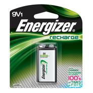 Batería Recargable Energizer 9v 1 Unidad 175mah
