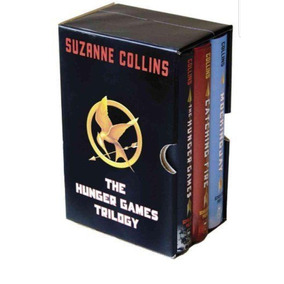 Los Juegos Del Hambre/ The Hunger Games - Trilogía En Inglés