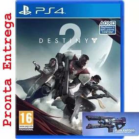 Destiny 2 Ps4 Pt-br Lacrado Pronta Entrega + Nf