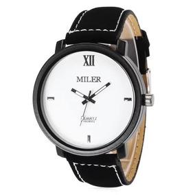e61faf68f9f Relogio Miller Branco - Relógios no Mercado Livre Brasil