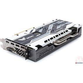 Saphire Rx580 8gb Nitro+ Radeon Entrega Inmediata Nuevas