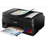 Multifuncional Canon G4100 Impresora Copiadora Escáner Wifi