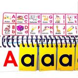 Abecedario Alfabeto Movil Material Didactico Aprendizaje