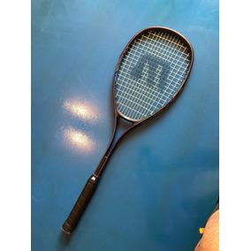 Raqueta Squash 21 Pulgadas Marti Modelo Wide Body Series