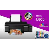 Impresora Epson L805 Fotográfico De Fabrica