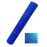 Malla Mosquitero Plástica Azul Rollo 1,03 Ancho X 30 Mt