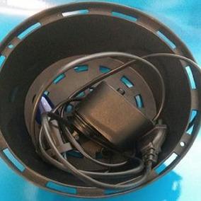 Motor Com Base Para Litwin Aqua Fonte 220v