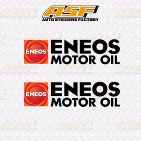Sticker - Calcomania - Vinil - Eneos Motor Oil