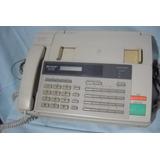 Fax Sharp Fo-231 - En Funcionamiento Y Con Un Rollo