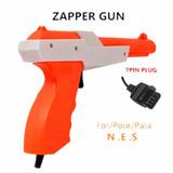 Pistola Zapper Para Nintendo Nes Clasico Farmicon 7 Pines
