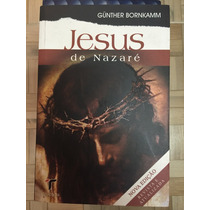 Livro Jesus De Nazaré - Gunther Bornkamm
