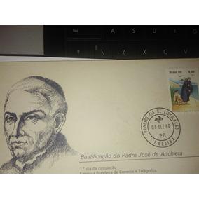 8 Envelopes Com Selos Comemorativos 1 Dia De Circulação