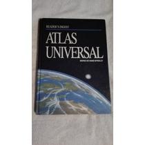 Libro Atlas Universal, Reader´s Digest Mapas De Rand Mcnally