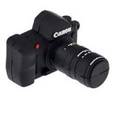 Usb 16gb Figura Camara Fotografica Canon Envio Gratis
