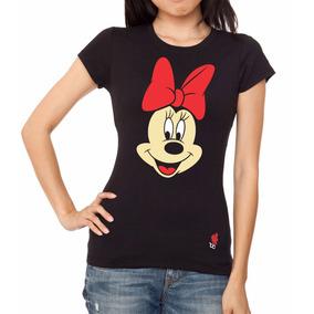 Playeras Buga Cavernicola Mickey Mouse Mimi Mouse Disney