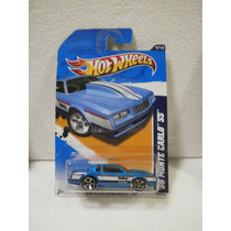 Enigma777 Hot Wheels 86 Monte Carlo Ss Azul 149/244 2011 Tl