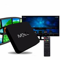Android Box 4.4 Google Full Hd Smart Tv Internet Wi-fi, 3 D