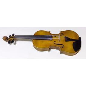 Violino 4/4 Antigo Restaurado Musical Rava A0899c