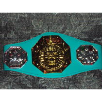 Cinturon De Lucha Libre Triple A P/niño Campion Crucero
