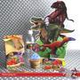 Elementos Para Fiesta De Dinosaurio O Jurasic World - Oferta